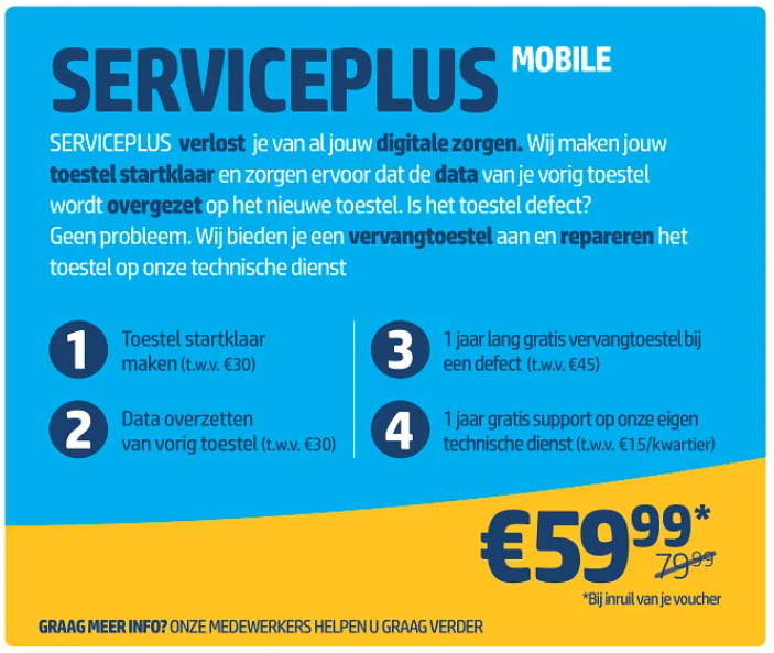 Serviceplus Mobile